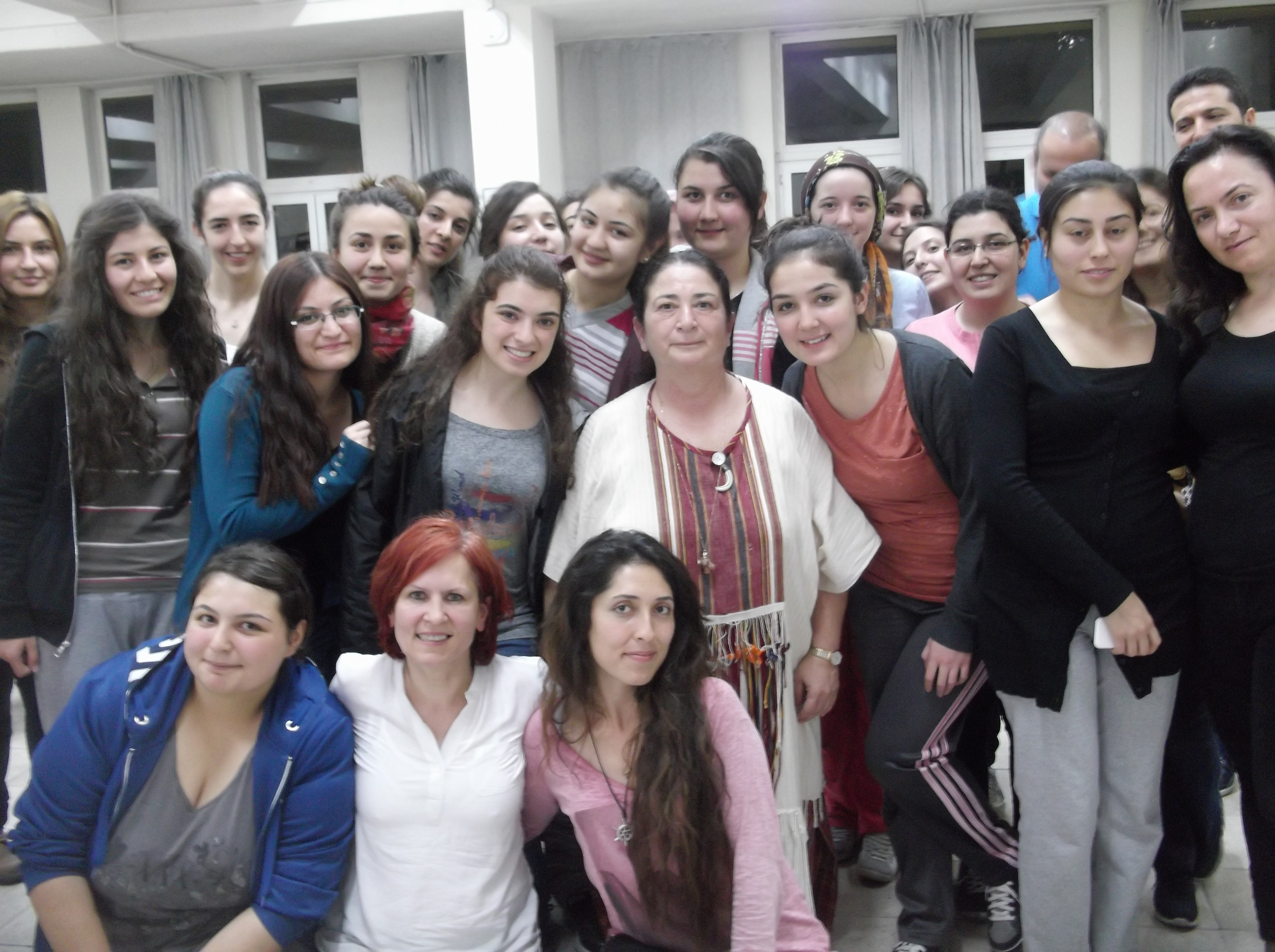 Ahmet Yesevi Yurdu 04.2014