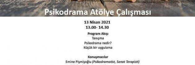 Bakırçay Üniversitesi Öğrencileriyle Psikodrama Atölyesi